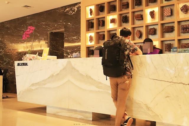 Review Grand Tjokro Bandung Anisa Firdausi