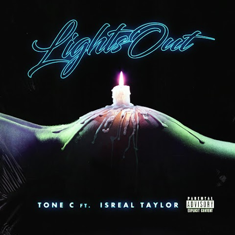 """Hometown hero, Tone C. makes magic on hiphop/R&B anthem """"Lights Out"""" #ArtistOfTheMonth"""