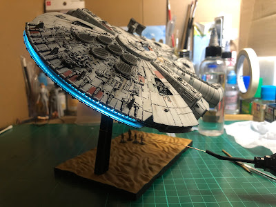 Bandai Millennium Falcon LED Lighting Engine