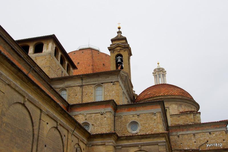 Флоренция. Собор Санта-Мария-дель-Фьоре.