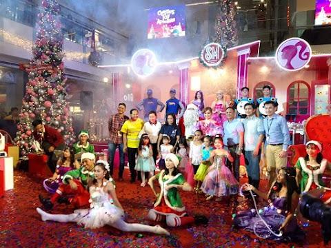 SM City Masinag Christmas Toy Adventure