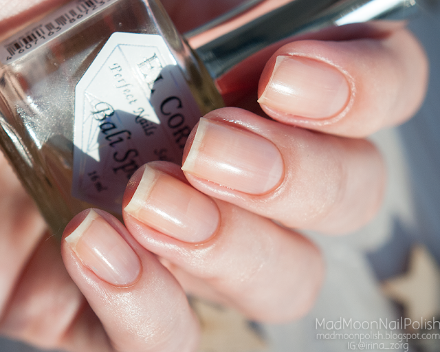 "EL Corazon Perfect Nails Масло для кутикулы №428 ""Bali Spa Oil"""