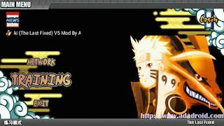 Naruto Senki the Last Fixed Mod v5