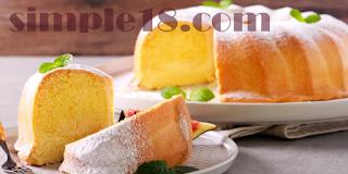 طريقة عمل الكيكة الاسفنجية فاطمة ابو حاتي