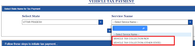 up road tax online