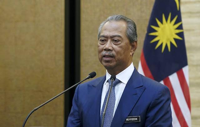 Senarai Menteri Kabinet Yang Baharu 2020
