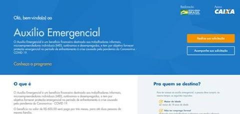 Como pedir o auxílio emergencial de R$ 600? Veja passo a passo