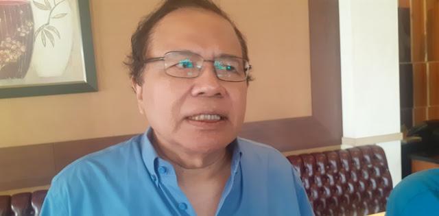 Ekonomi Nyungsep, Rizal Ramli: Strategi Menteri Jokowi Kagak Ade!