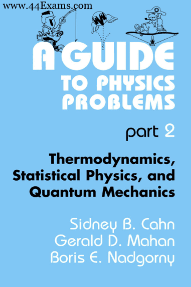 A-Guide-to-Physics-Problems-PDF-Book