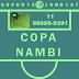Copa Nambi de futebol termina neste domingo com grande festa