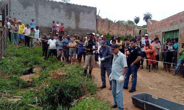 Após Temporal, Homem é encontrado morto na Ocupação Vitória em Santa Luzia MG