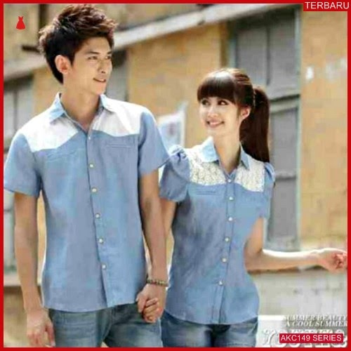 AKC149K39 Kemeja Couple Anak 149K39 Youth BMGShop