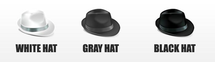 Image result for hacker hats