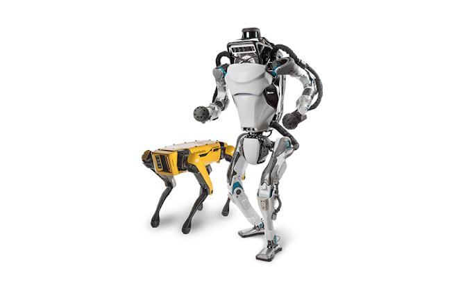 Δείτε εδώ τα ανανεωμένα ρομπότ της Boston Dynamics