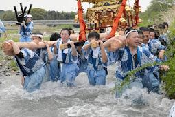 川枯祭り 八坂神社