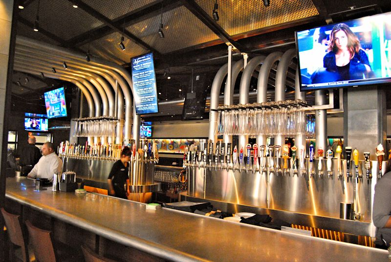 On The Street Where I Live: The Yard House In Marina Del Rey