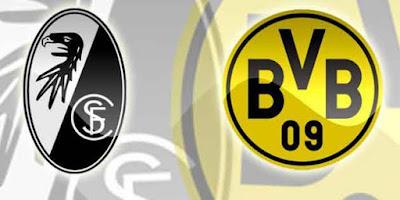 بث مباشر مباراة بوروسيا دورتموند وفرايبورج