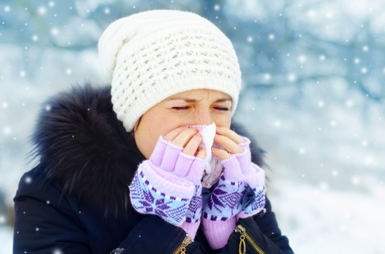 Winter Cold DIY Remedies