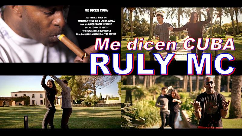 Ruly MC - ¨Me dicen Cuba¨ - Videoclip - Director: Aitor Espert. Portal Del Vídeo Clip Cubano. Música cubana. Rap. Hip Hop. Cuba.