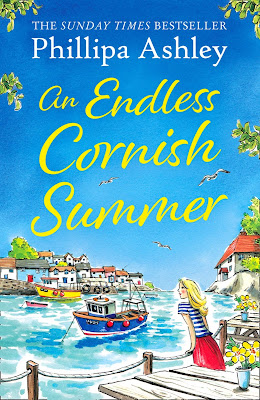 An Endless Cornish Summer by Philippa Ashley book cover