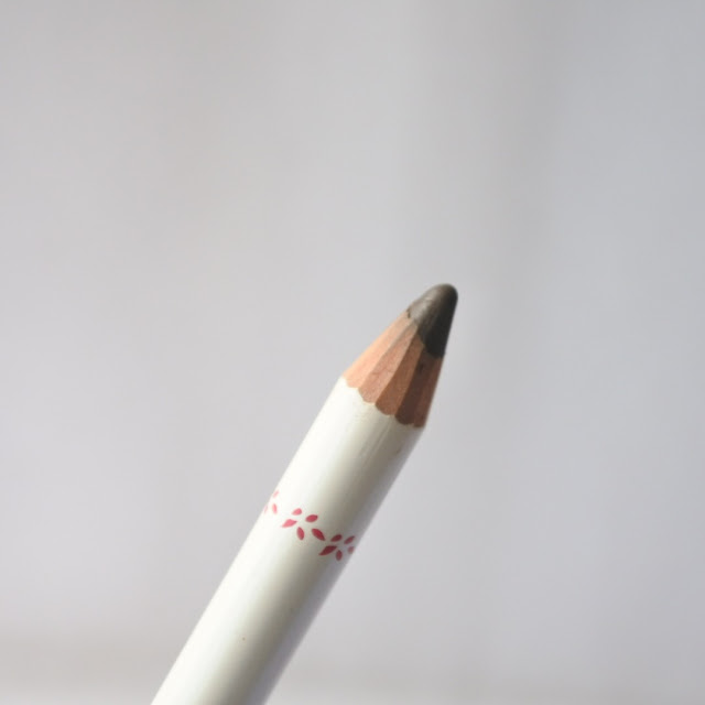 Fanbo Precious White Eyebrow Pencil – Natural Grey