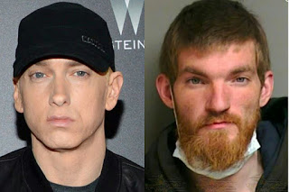 Home Intruder Broke Into Eminem's Living Room