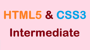 Intermediate CSS3 and HTML5