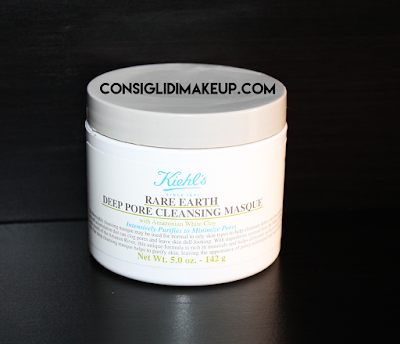 Review: Rare Earth Deep Pore Cleansing Masque - Kiehl's
