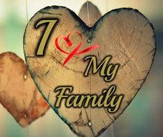 I Love My Family Profile picture download in HD quality awesome dp pic for Whatsapp dp love