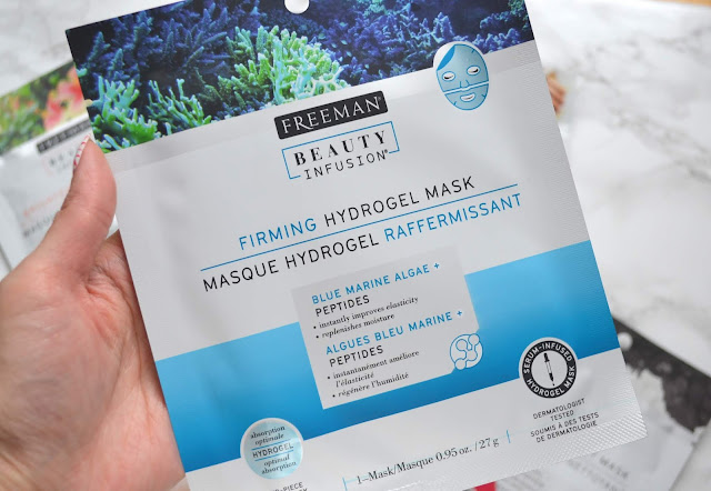 Freeman Firming Hydrogel Mask Review