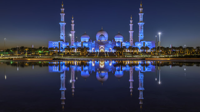 poto masjid indah