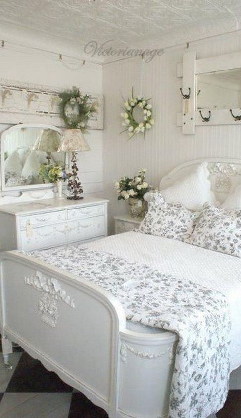 inspiring vintage bedroom interior design