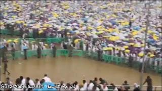 أمطار غزيرة بمكة - جبل عرفة (شيء رباني سبحاااان الله) 2019
