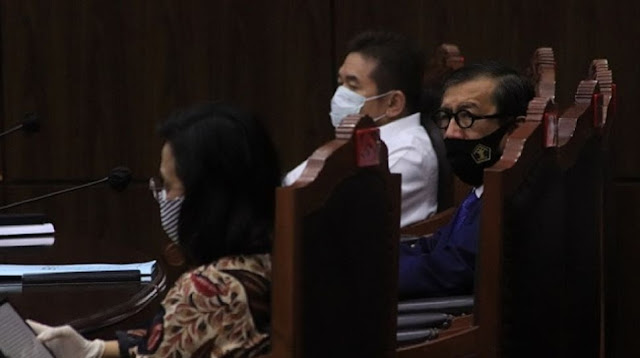 Gagal Tangani Djoko Tjandra dan Harun Masiku, MenkumHAM dan Jaksa Agung Layak Dicopot
