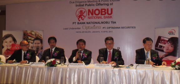Alamat Lengkap dan Nomor Telepon Kantor Nationalnobu Bank di Cirebon
