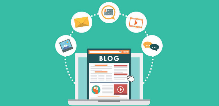 Decide on the Design of the Blog