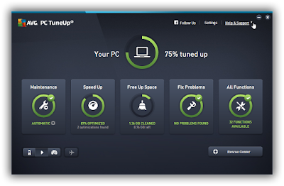 Download AVG PC TuneUp 2016
