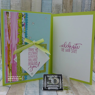 Picture Perfect Party Suite Celebrate Card