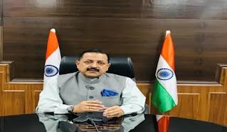 केंद्रीय मंत्री डॉ. जितेंद्र सिंह ने कहा कि 135 करोड़ से ज्यादा आबादी वाले देश भारत में टीकाकरण अभियान सहजता से आगे बढ़ रहा है