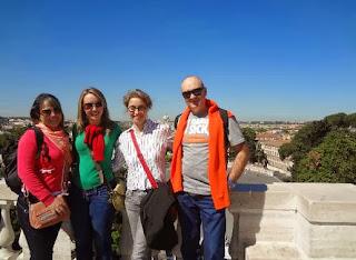 santangelo1 - 28 de Dezembro 2013: Museus Grátis em Roma