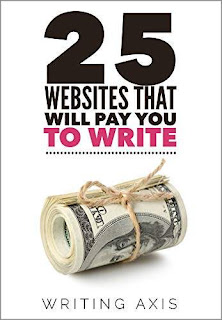 25 Websites that Will Pay You to Write - nonfiction book by Writing Axis