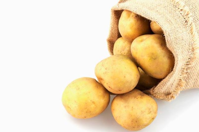 Manfaat yang terkandung di dalam kentang