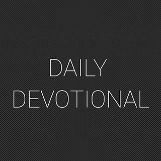 Today's Devotion |Sat| [LOVE FOR GOD AND MAN (I)]