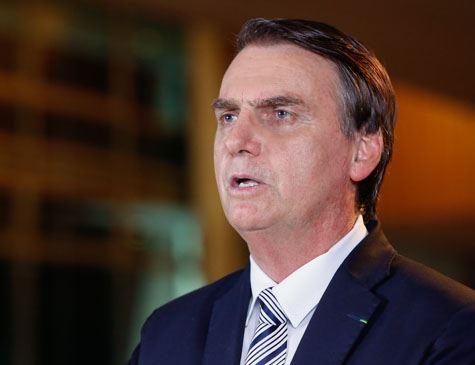 Espero que reforma não seja 'desidratada' no Congresso, diz Bolsonaro