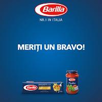 Castiga premii delicioase oferite de la Barilla