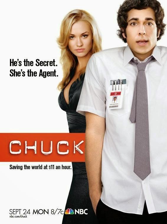 Chuck (2007–2012) ταινιες online seires oipeirates greek subs