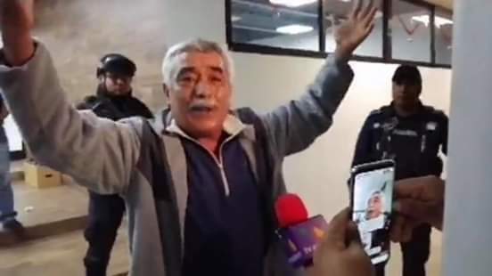 Don Ramón, el señor que mato a uno de los dos Secuestradores que se llevaban a su hijo queda en libertad