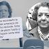 El último SMS de Rita Barberá dice que estaba siendo amenazada de muerte