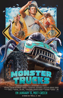 Monster Trucks Movie Poster 2