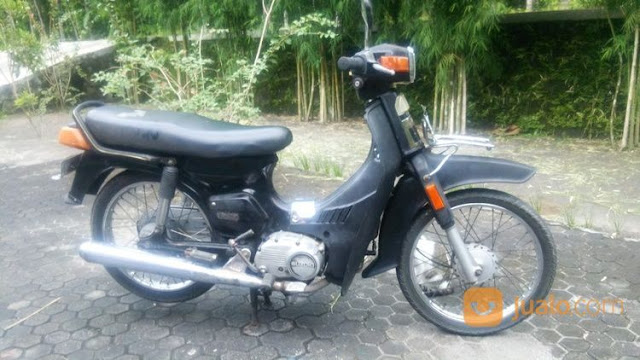 Letak Nomor Rangka dan Nomor Mesin Suzuki RC 100